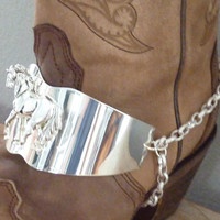 Cowboy Boot Bling.Cowgirl Bling. Boot Bracelets. Western Apparel. Boot Accessories. Boot Jewelry. Boot Cuff.Boot Candy. Horse Riding. Horse