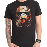 Star Wars Floral Stormtrooper T-Shirt
