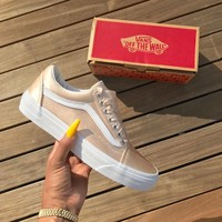 Vans Satin Lux Old Skool Sneaker