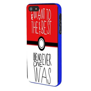 pokemon ball iphone 5 case available for iphone 5 iphone 5s iphone 5c iphone 4 4s  number 3