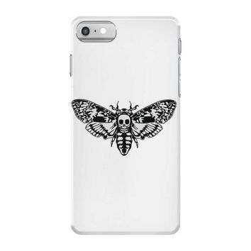 death's head moth iPhone 7 Case