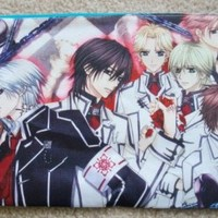 Jumbo Folder Size Multi Purpose Nylon Pouch ~ Vampire Knight~ #2