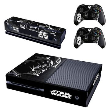 Star Wars One Skins Vinyl Decal Skin Sticker For Xbox ONE Console+Controllers Stickers Cover