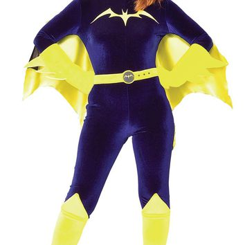 Batgirl Gotham Girls Halloween costume