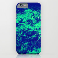 Glazed Marble Meltdown iPhone & iPod Case by Museenglish