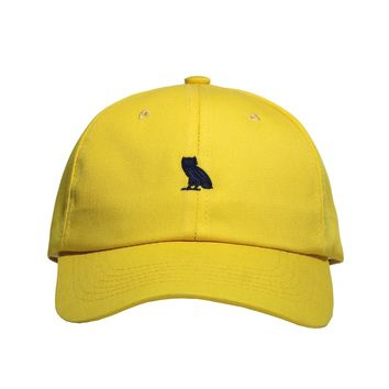 Small Owl Sportcap Strapback Sportcap | October's Very Own