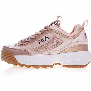 best fila shoes products on wanelo. Black Bedroom Furniture Sets. Home Design Ideas