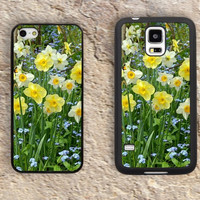 Daffodil iPhone Case-Yellow flower iPhone 5/5S Case,iPhone 4/4S Case,iPhone 5c Cases,Iphone 6 case,iPhone 6 plus cases,Samsung Galaxy S3/S4/S5-110