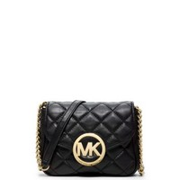 Fulton Quilted-Leather Crossbody | Michael Kors