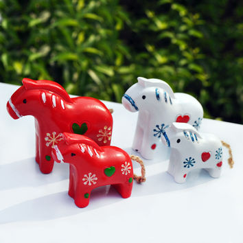 Pastoral Style Resin Decoration Lovely Home Decor [6281748550]
