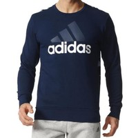 1701 adidas Performance Ess Linaop Crew Men's Sweatshirt Sweater BR7070