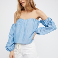 Free People In The Limelight Top