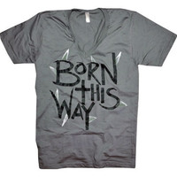 Lady Gaga - Born This Way T-Shirt (XS-XL)