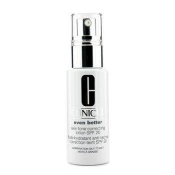 Clinique Even Better Skin Tone Correcting Lotion SPF 20 (Combination Oily to Oily) Skincare