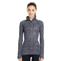 Under Armour Women's UA Cozy Printed 1/2 Zip