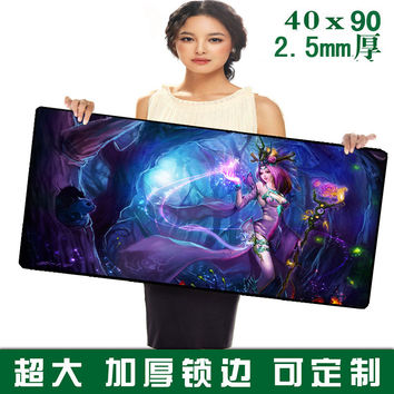 Gaming Mouse Pad  XL, Extra Large  Free Shipping