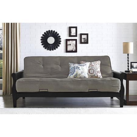 Better Homes And Gardens Wood Arm Futon From Walmart Apartment