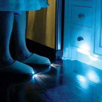 LED Light Slippers