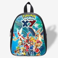 Adventure Pokemon X and Y The Series for School Bag, School Bag Kids, Backpack