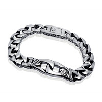 Awesome Shiny Great Deal New Arrival Hot Sale Gift Stylish Vintage Accessory Punk Titanium Bracelet [6542649667]