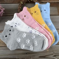 Cat Ears Women's Socks