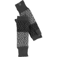 The North Face Women's Tribe N True Asphalt Gray Arm Warmers