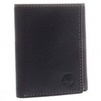 Timberland Antique Waxy Goat Leather Trifold Wallet
