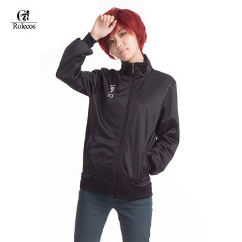 Haikyuu Karasuno High School Volleyball Club Cosplay Customes Jacket Coat
