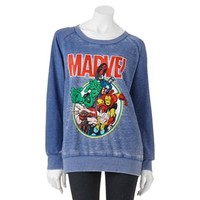 Freeze Marvel Zipper Sweatshirt - Juniors