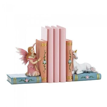 Enchanted Fairytale Bookends