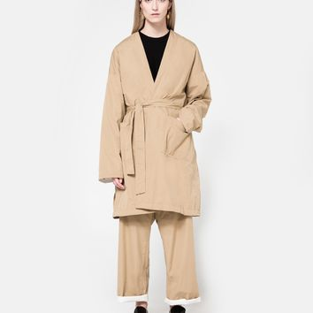 NSCO / Grown Coat in Beige