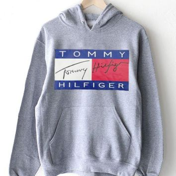 TOMMY HILFIGER  HOODIE FASHION SWEATER