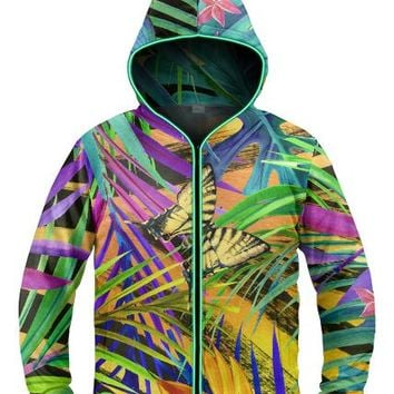 Welcome to the jungle!  light Up Hoodie