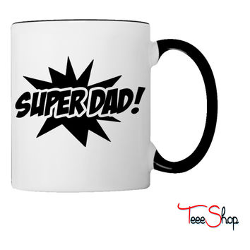 Super Dad Coffee & Tea Mug