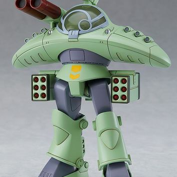 Cabarov AG9 Nicholiev - 1/72 Scale Figure - Fang of the Sun Dougram (Pre-order)
