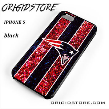 New England Patriots Camouflage iPhone 5 Hard Case