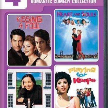 Jr. Robert Downey & David Schwimmer & Doug Ellin & Bob Weinstein -4 Movie Marathon: Romantic Comedy Collection (Kissing a Fool / Heart and Souls / The Matchmaker / Playing for Keeps)