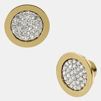 Women's Michael Kors 'Brilliance' Stud Earrings