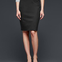 Gap Women Ponte Pencil Skirt