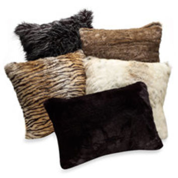 Brentwood Originals Faux Fur Toss Pillows