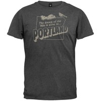 Portlandia - Dream Of The Nineties Soft T-Shirt