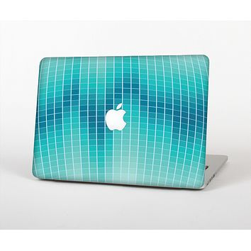 The Teal Disco Ball Skin for the Apple MacBook Air 13""