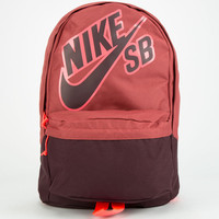 Nike Sb Piedmont Backpack Burgundy One Size For Men 24440932001