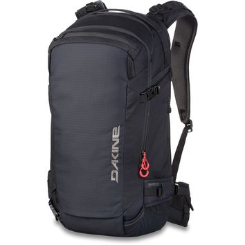 Dakine - Poacher 32L Black Backpack