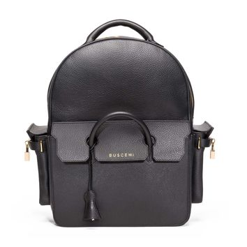 BUSCEMI PHD BACKPACK | BLACK