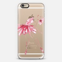 Pink Ballerina iPhone 6 case by The XO Studio | Casetify