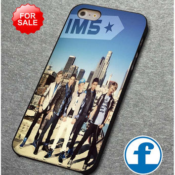 IM5 band, zero gravity,gabe dana dalton cole will for iphone, ipod, samsung galaxy, HTC and Nexus Case