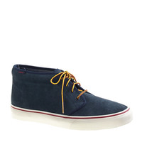 Men's Vans For J.Crew Suede Chukka Boots
