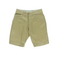 Lee Platinum Label Womens Twill Stretch Bermuda Shorts