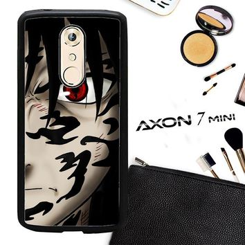 Anime Naruto Itachi Sharingan Y0386 ZTE AXON 7 Mini Case